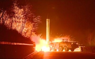 Próba jądrowa Pjongjangu