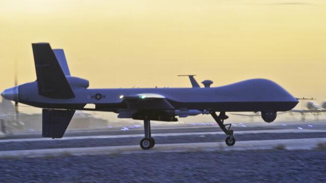 Atak amerykańskiego samolotu bezzałogowego. 10 zabitych