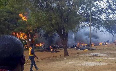 Dziesiątki zabitych w Tanzanii z powodu wybuchu cysterny z ropą