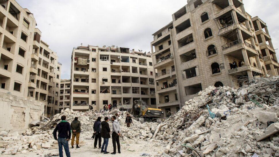 Armia Asada nie przerywa ofensywy. Kolejne ofiary walk w ostatnim bastionie rebeliantów