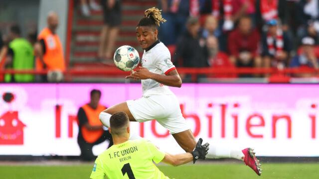 Bolesne zderzenie Gikiewicza z Bundesligą