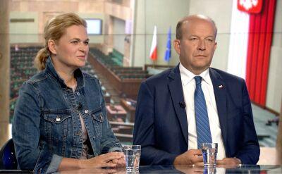 Radziwiłł i Nowacka o obchodach Święta Wojska Polskiego w Katowicach