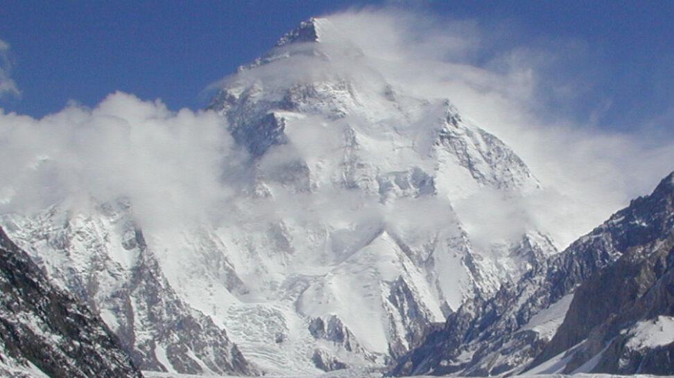 Niepokojący rekonesans na K2.