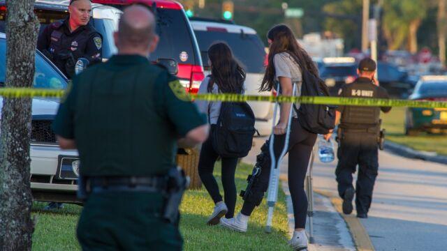 Strzelanina w liceum na Florydzie. Nastolatek zabił 17 osób