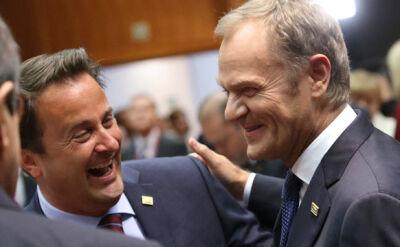 Van Rompuy: Mogherini i Tusk cieszą się pełnym poparciem UE