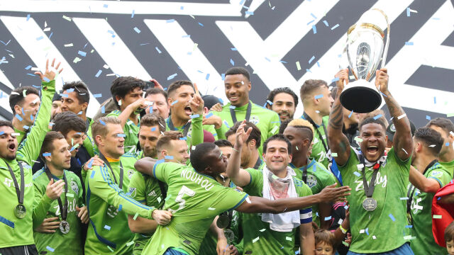 Seattle Sounders po raz drugi z mistrzostwem MLS