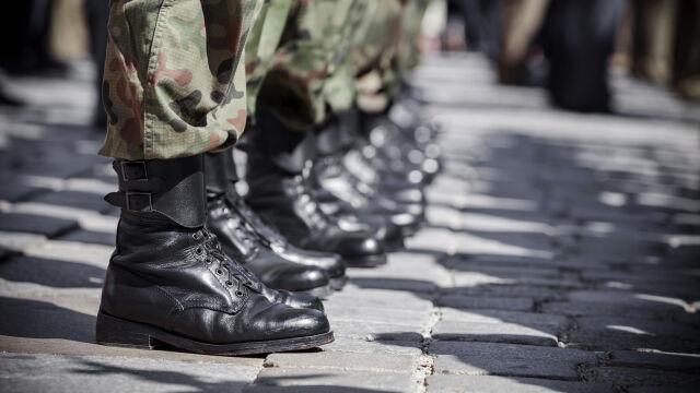 W nocy dostali wezwania na ćwiczenia wojskowe.