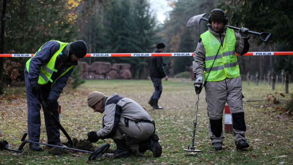Śledczy odkryli zbiorową mogiłę ofiar obozu pracy Treblinka I