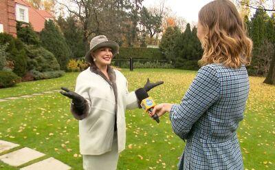 Cała rozmowa z Georgette Mosbacher o ruchu bezwizowym