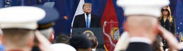 """""""Będzie bulwersująca"""". Trump ujawni treść rozmowy z Zełenskim"""