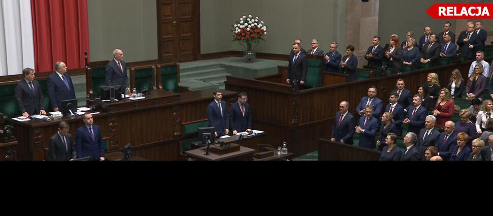 Ruszył nowy Sejm