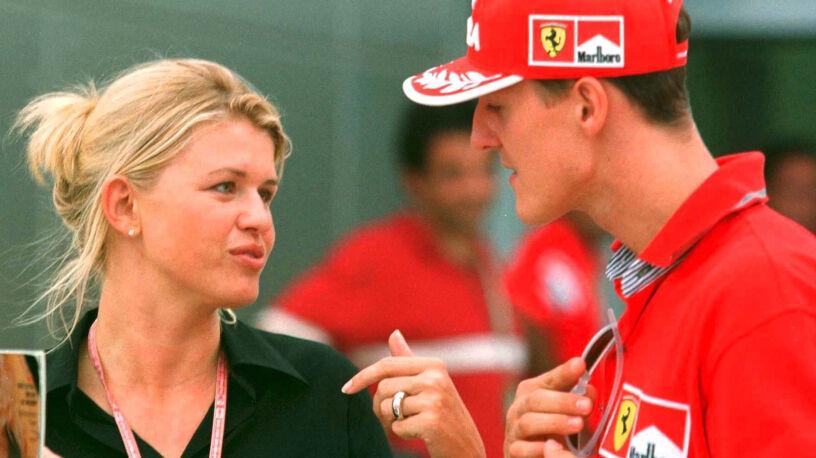 """Żona Schumachera odpiera zarzut menedżera. """"Podążamy za pragnieniem Michaela"""""""