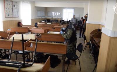 Strzelanina w szkole na Dalekim Wschodzie