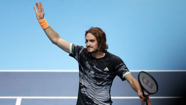 Nie ma mocnych na Tsitsipasa. Grek w półfinale ATP Finals