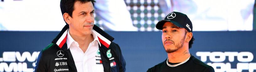 Lewis Hamilton negocjuje nowy kontrakt