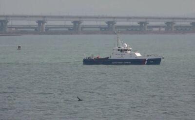 Rozpoczęcie przemieszczania przejętych ukraińskich okrętów przed ich możliwym oddaniem