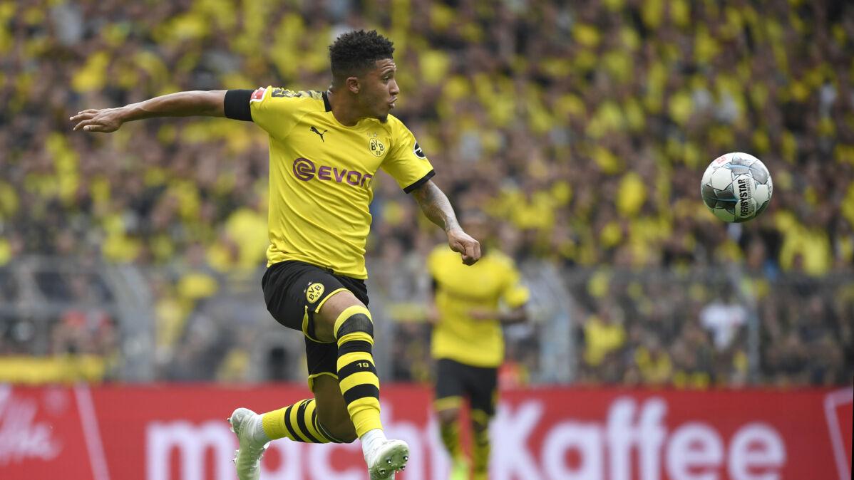 Sancho dostał zgodę na transfer. Borussia może pobić rekord Bundesligi