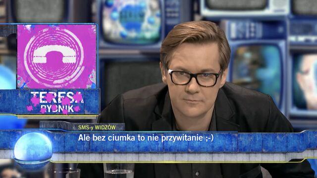 Grzegorz Markowski i Wojciech Fiedorczuk hipnotyzują widzów