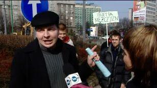 Seksmisja opanowała ulice Katowic