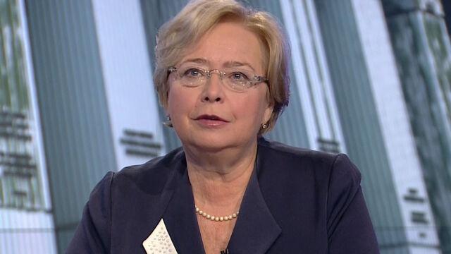 """I Prezes Sądu Najwyższego Małgorzata Gersdorf była gościem """"Faktów po Faktach"""""""