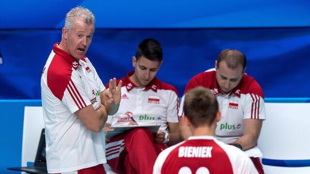 """Heynen już myśli o igrzyskach. """"Ten zespół jest wart więcej niż brąz"""""""