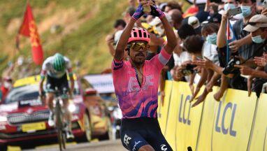 Klęska gospodarzy w Tour de France. Piątkowy etap pełen emocji