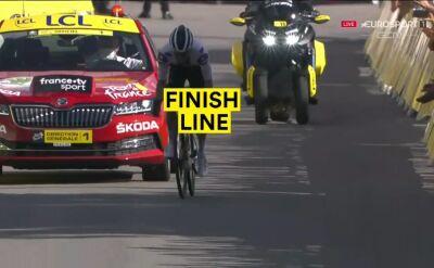 Najważniejsze momenty 12. etapu Tour de France