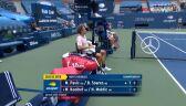 Pavić i Soares wygrali pierwszego seta w finale debla w US Open
