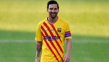 Lionel Messi znów wyprowadził Barcelonę