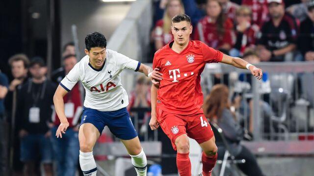 Wychowanek Bayernu i młodzieżowy reprezentant Polski w Śląsku Wrocław