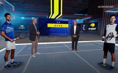 Boris Becker o dyskwalifikacji Djokovicia
