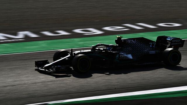 Bottas najszybszy na piątkowych treningach przed Grand Prix Toskanii