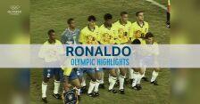 Najlepsze akcje Ronaldo z igrzysk olimpijskich w Atlancie