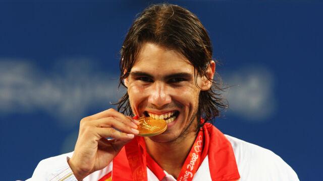 """Przekuł talent w złoto. """"Rafael Nadal to prawdziwy wojownik"""""""