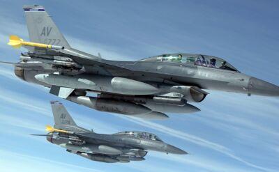 Amerykanie zrzucają bomby na IS w Iraku