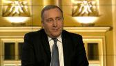 Grzegorz Schetyna komentował kampanię prezydencką