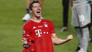 Fani Bayernu wskazali najlepszego gracza sezonu. Miażdżąca przewaga Polaka