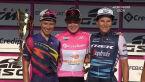 Niewiadoma na podium wyścigu Giro Rosa