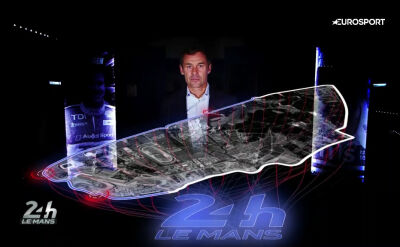 Tom Kristensen o torze Circuit de la Sarthe