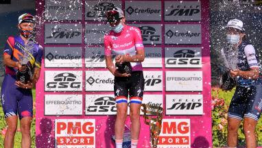 Wielki sukces polskiej kolarki. Podium w kobiecym Giro d'Italia