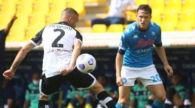 Napoli rozpoczęło sezon od wygranej. Bezbarwny występ Zielińskiego