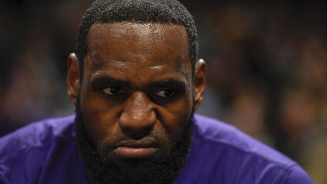 """LeBron James wściekły po porażce w głosowaniu na MVP sezonu. """"O czym my mówimy?"""""""