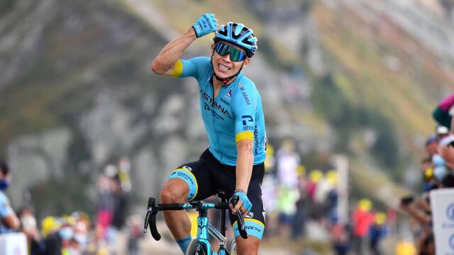 Lopez triumfuje na najwyższym szczycie Wielkiej Pętli. Roglić umacnia się na prowadzeniu