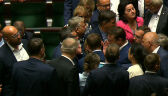 Zamieszanie w Sejmie po słowach Jarosława Kaczyńskiego