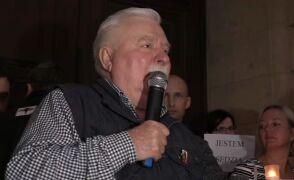 Wałęsa: musimy wesprzeć tych dzisiaj walczących