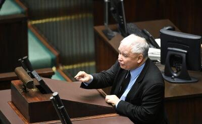 Kaczyński: nie wycierajcie mord zdradzieckich nazwiskiem mojego brata