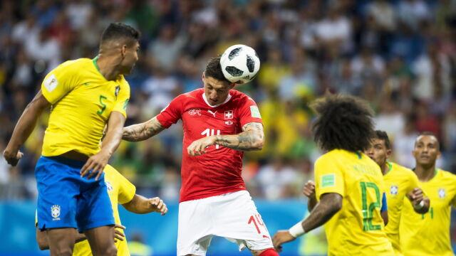 fe49ca54d Mundial. Brazylia - Szwajcaria 1:1 - Mistrzostwa świata 2018