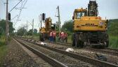 Utrudnienia po zderzeniu pociągu z ciężarówką