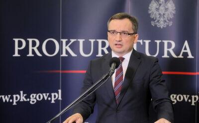 Ziobro: były prezes GetBack usłyszał zarzuty. Nie przyznaje się do winy