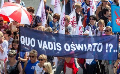 ZNP zapowiada protest nauczycieli 4 września